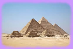 The Egyptian pyramids are ancient pyramid-shaped masonry structures located in Egypt.